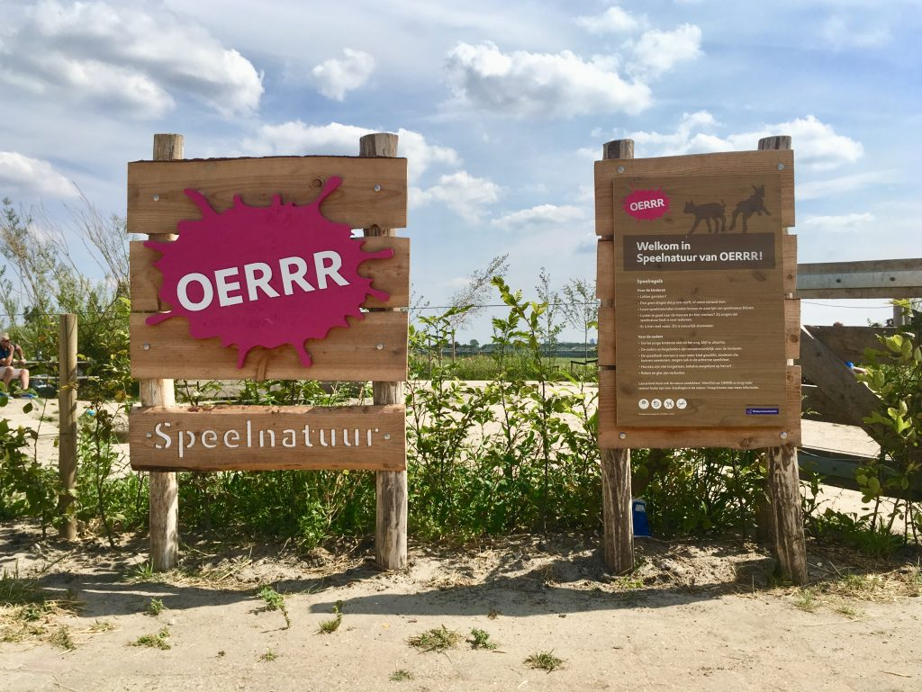 Belevenisboerderij Schieveen Oerrr speelnatuur