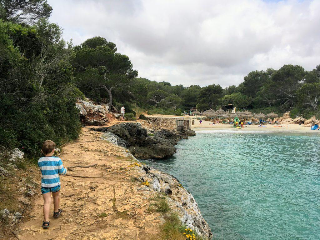 Cala Sa Nau strand mallorca