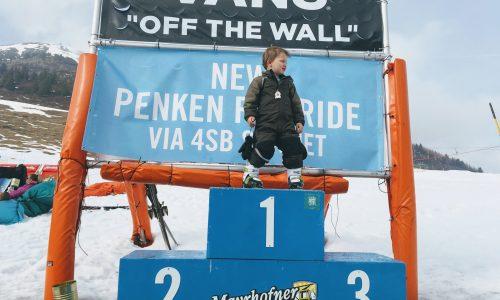 Skien in mayrhofen en zillertal met kinderen