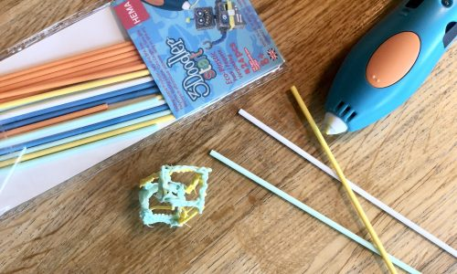 3Doodler start knutselpakket review door mamalies