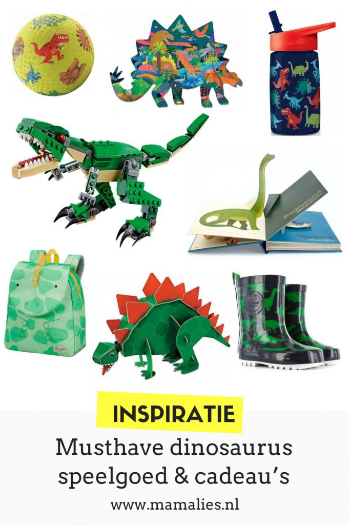 Dinosaurus speelgoed en cadeau tips mamalies