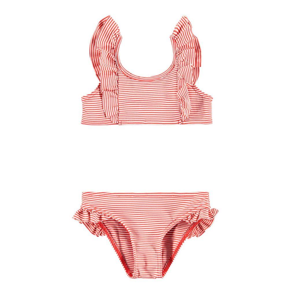 Looxs volant bikini voor meisje