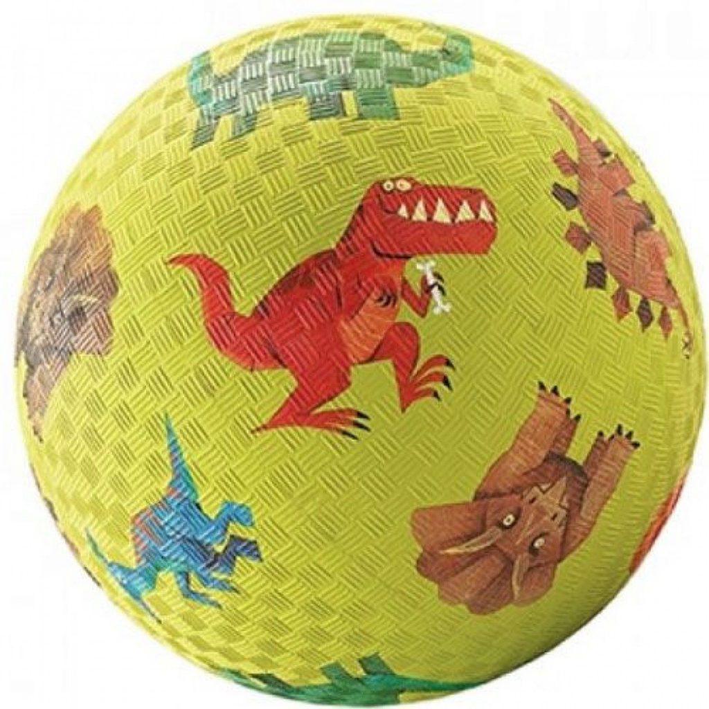 Dinosaurus speel bal