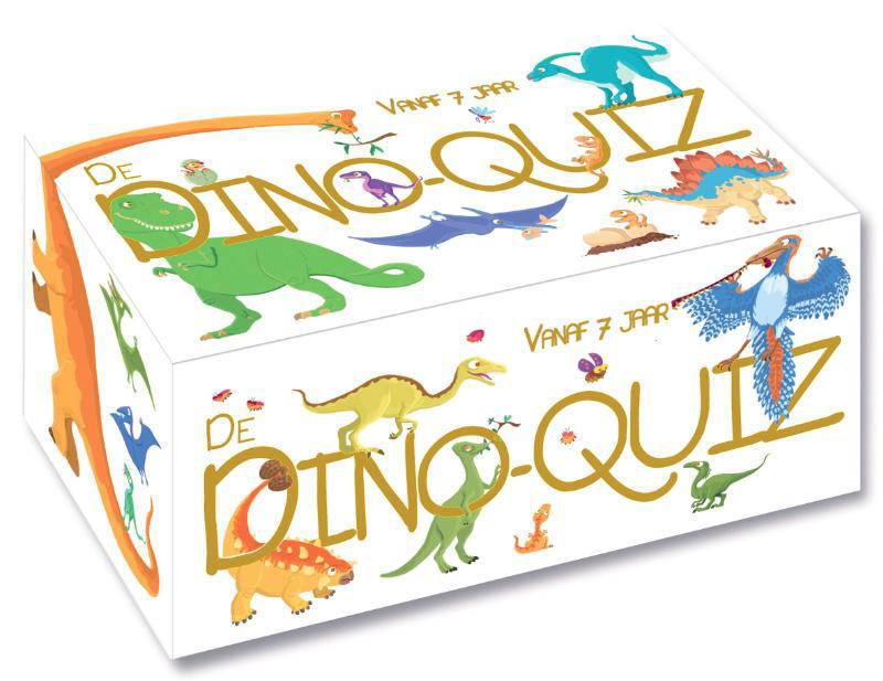 Dinosaurus speelgoed spel quiz