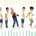 Jongenskleding zomercollectie van de Hema