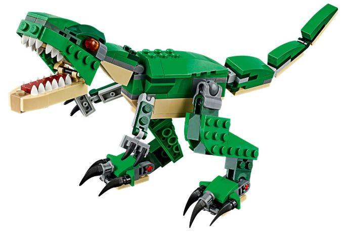 Dinosaurus speelgoed set van lego