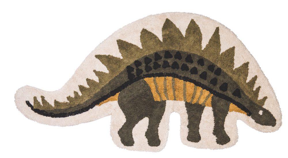 Vloerkleed dinosaurus als accessoires