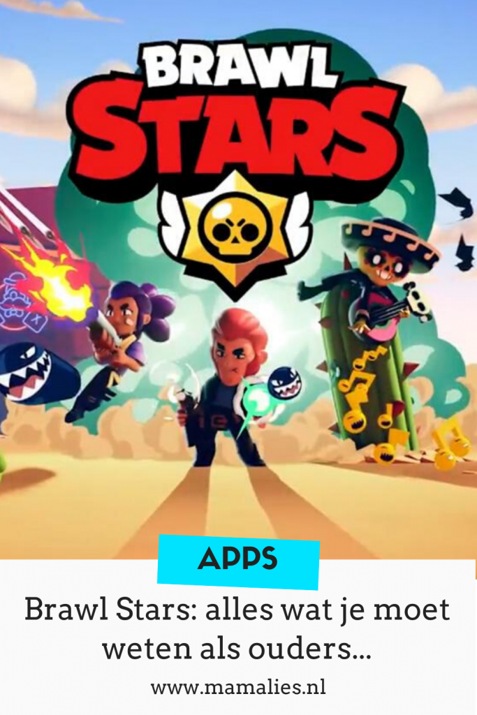 Pin de brawl stars app