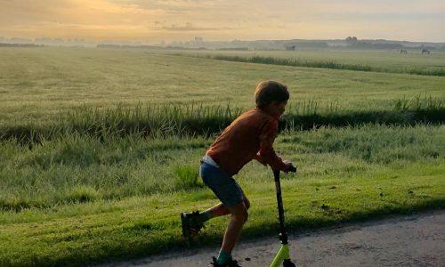 Tips om samen te sporten met kinderen