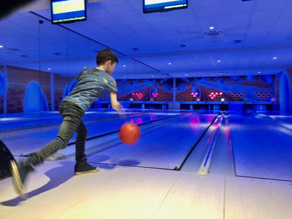 Vakantiepark de Leistert bowlingbaan