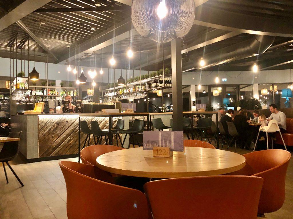 Restaurant La Salva bij Buitenhof de Leistert