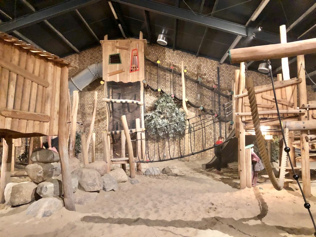 Indoor speeljungle La Slava Playground