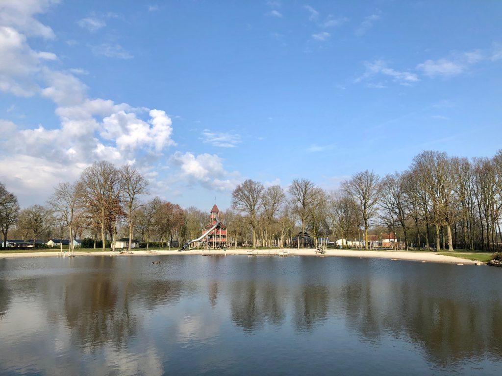 Zwemmeer bij de Leistert