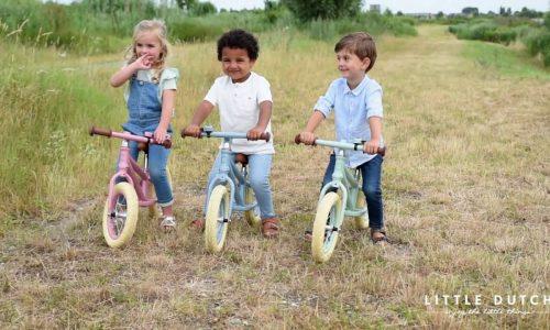 Loopfiets: waar let je op, vanaf welke leeftijd & de leukste!