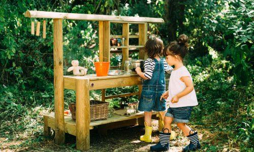 5 leukste modderkeukens voor kinderen