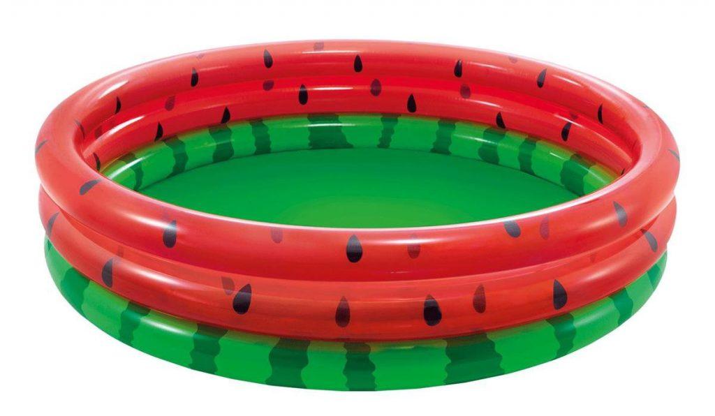 Leuk opblaas zwembad watermeloen voor kinderen