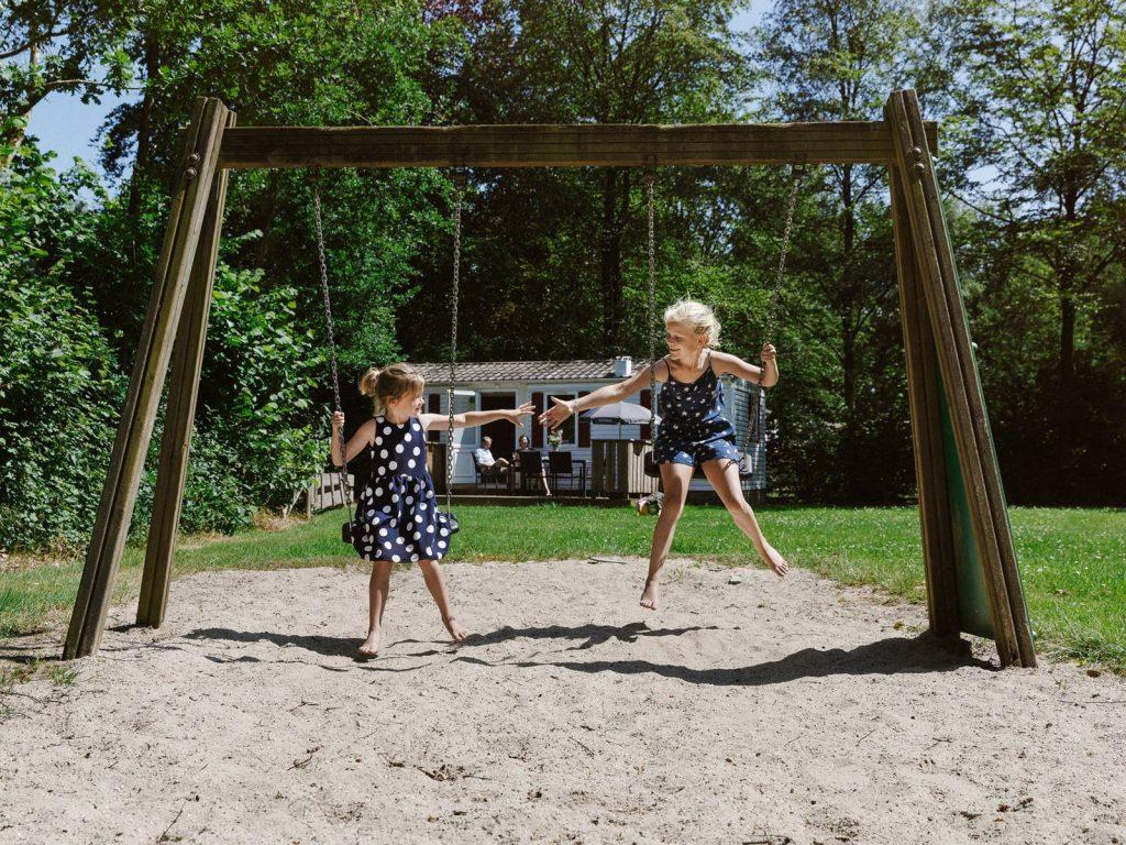 Camping en vakantiepark het dierenbos voor families