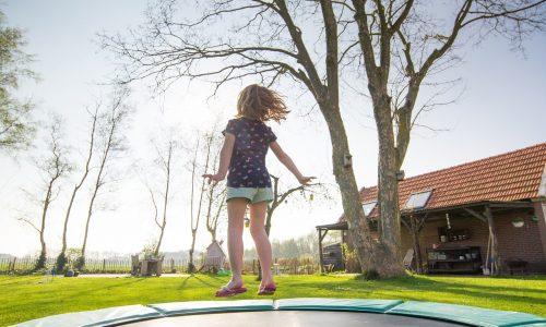 Maak je tuin kindvriendelijk met deze tips
