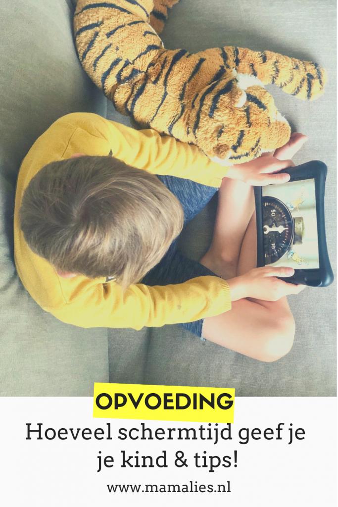 Richtlijnen voor schermtijd voor kinderen met tips