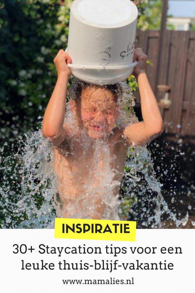 30 tips voor een staycation met kinderen
