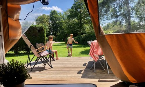 Camping speelgoed