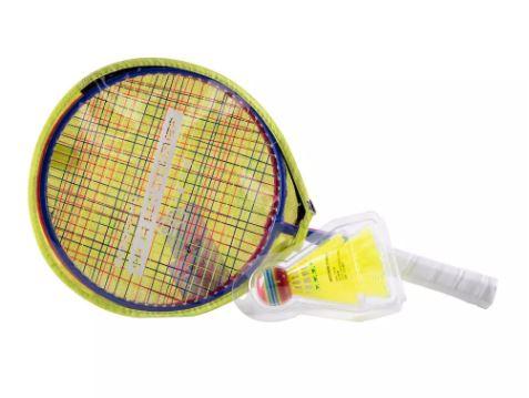 Leuk speelgoed voor op de camping is natuurlijk badminton