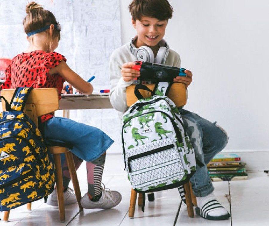rugzakken en rugtassen voor kids