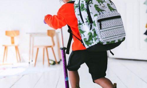 rugzakken en rugtassen voor kinderen