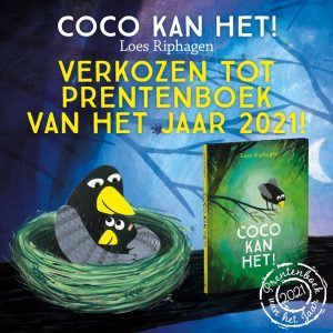 Coco kan het boek voor kleuters