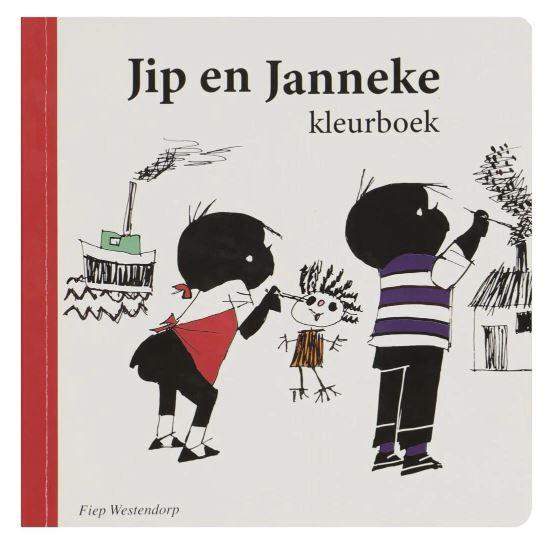 kleurboek jip en janneke