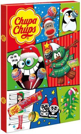 Chupa chups adventskalender met lollies