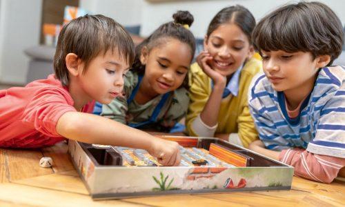 Leuke spellen voor kinderen en de familie
