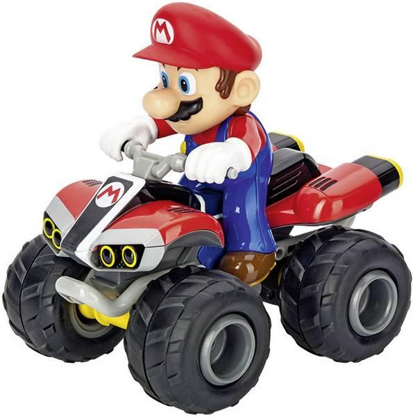 Mario kart bestuurbare auto