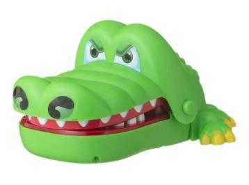 Schoenkado spelletje krokodil
