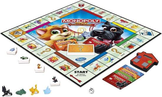 Leuke bordspellen voor het gezin monopoly