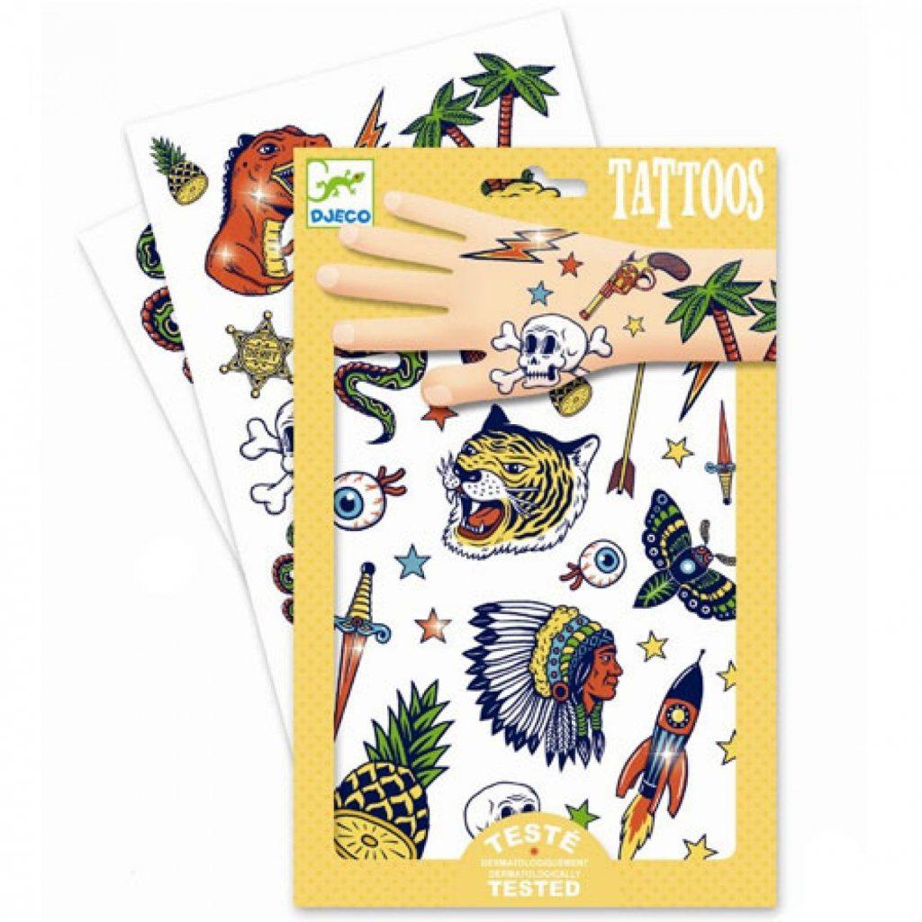 budgetproof schoenkado tattoos