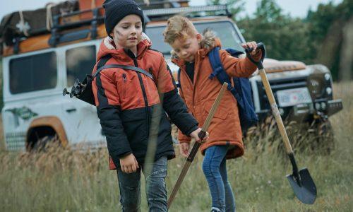 Leuke winterjassen voor jongens van oa Z8