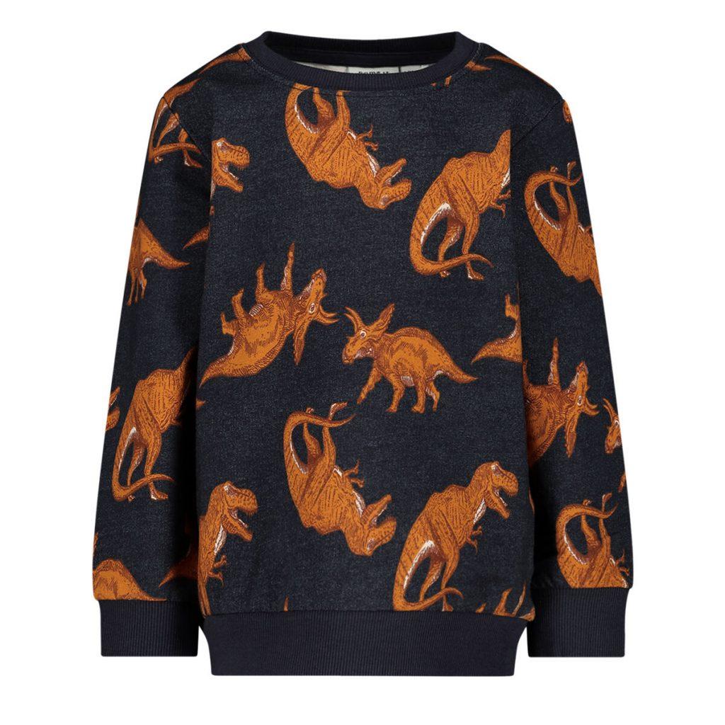 Dino sweater voor kids van name-it