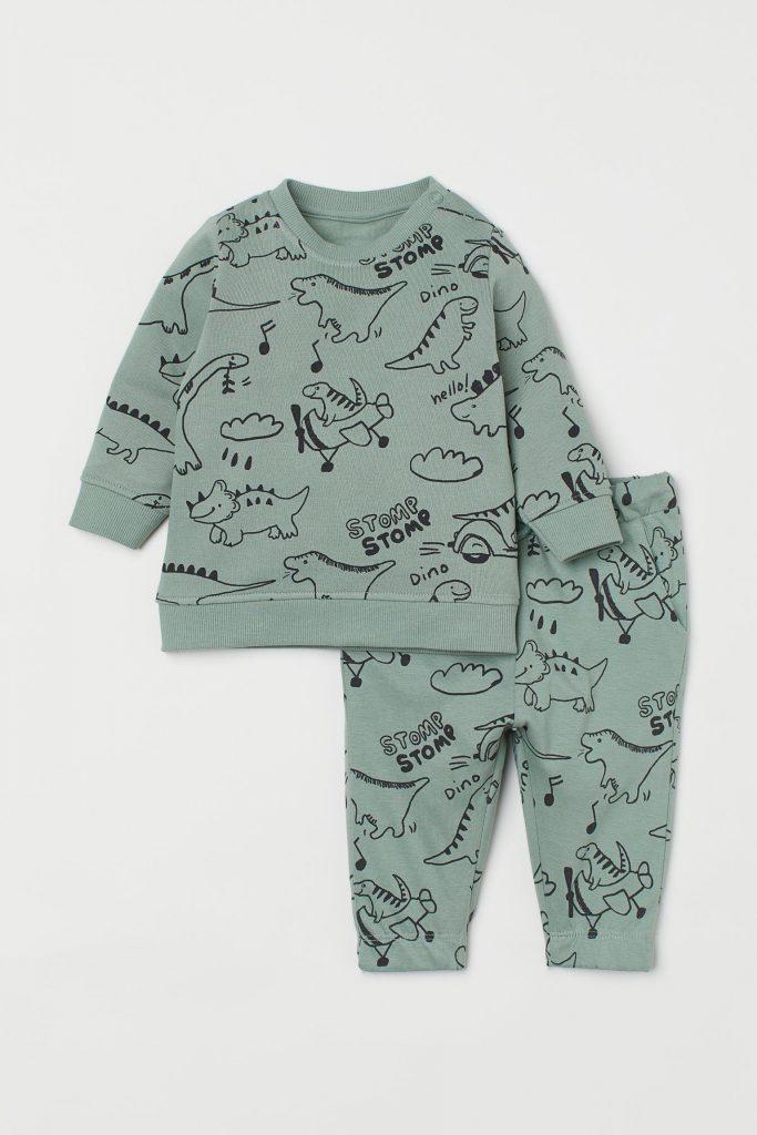 dinosaurus pyjama