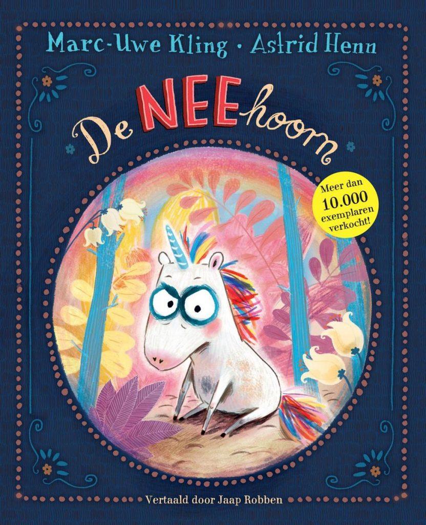 Leuk prentenboek voor peuters de NEEhoorn