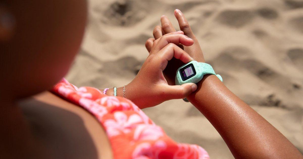 activity tracker voor kinderen