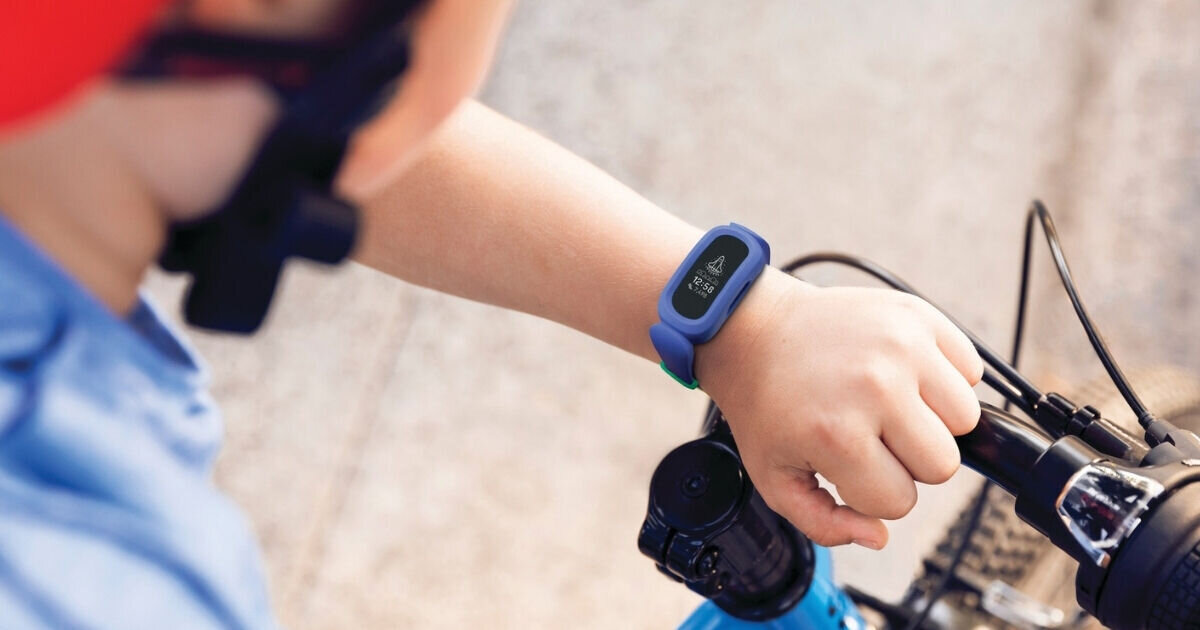 Fitbit ace 3 voor kinderen smartwatch