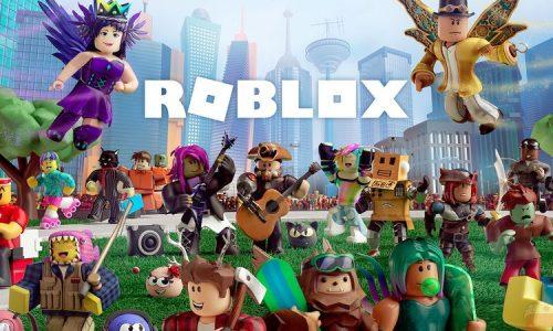 Roblox game voor kinderen