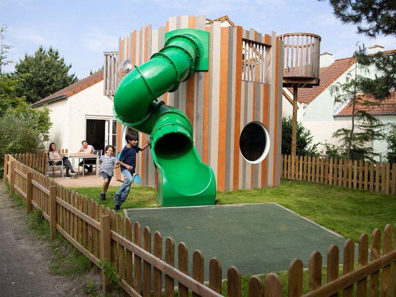 kinderbungalows bij center parcs